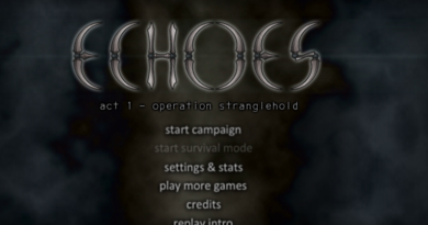 Echoes - Operation Stranglehold